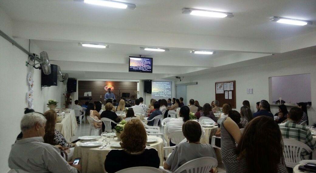 MCE Brasília celebra a virada de ano reunida