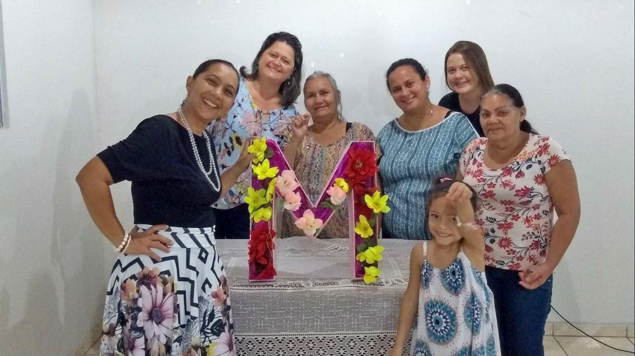 Primeira Reunião de Mulheres na MCE Ananindeua