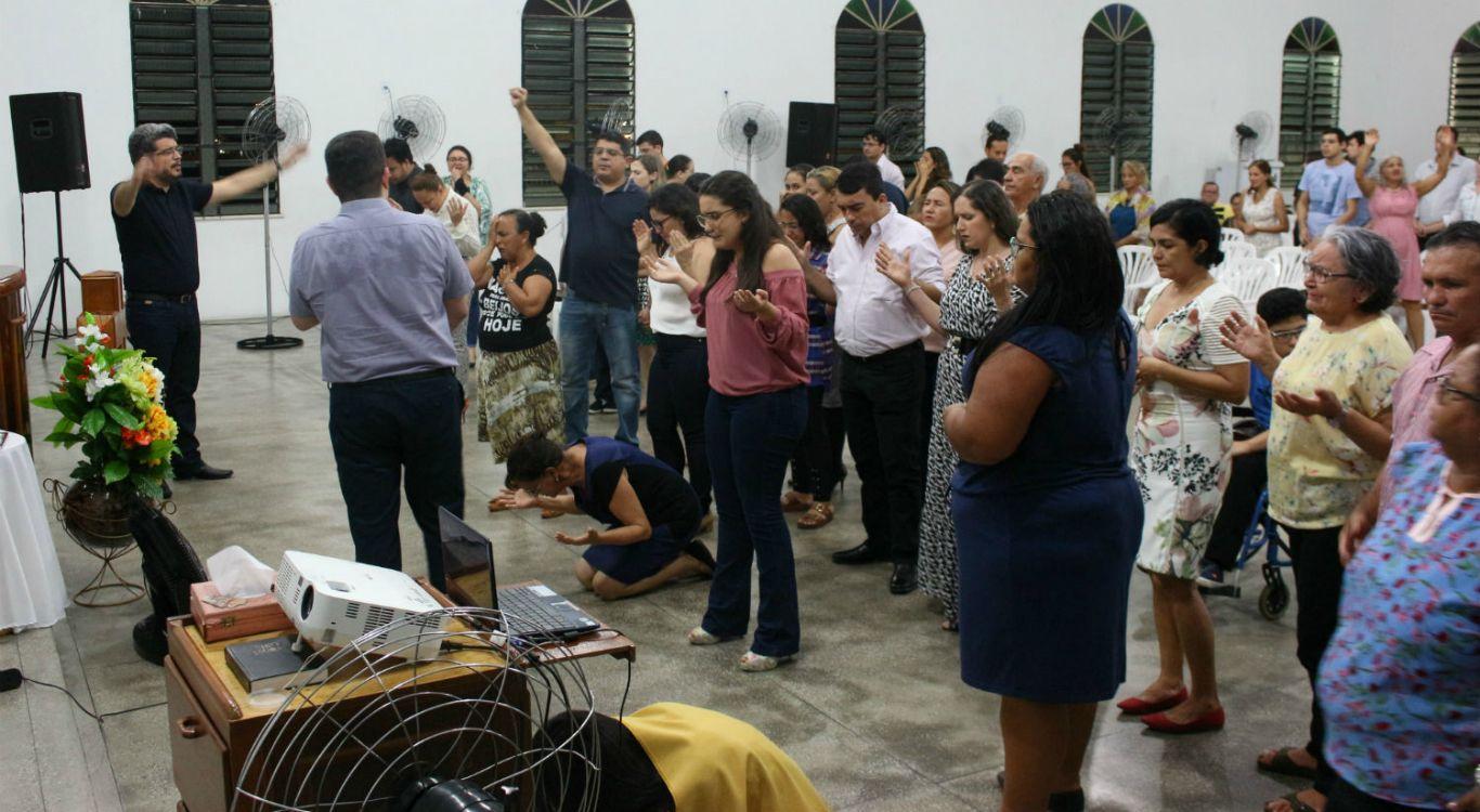 Igrejas de Manaus recebem a visita dos pastores da MCE Brasília