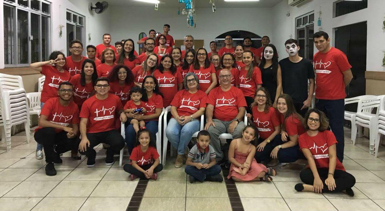 Mês de Missões da MCE Belém envolveu todas as igrejas do Pará