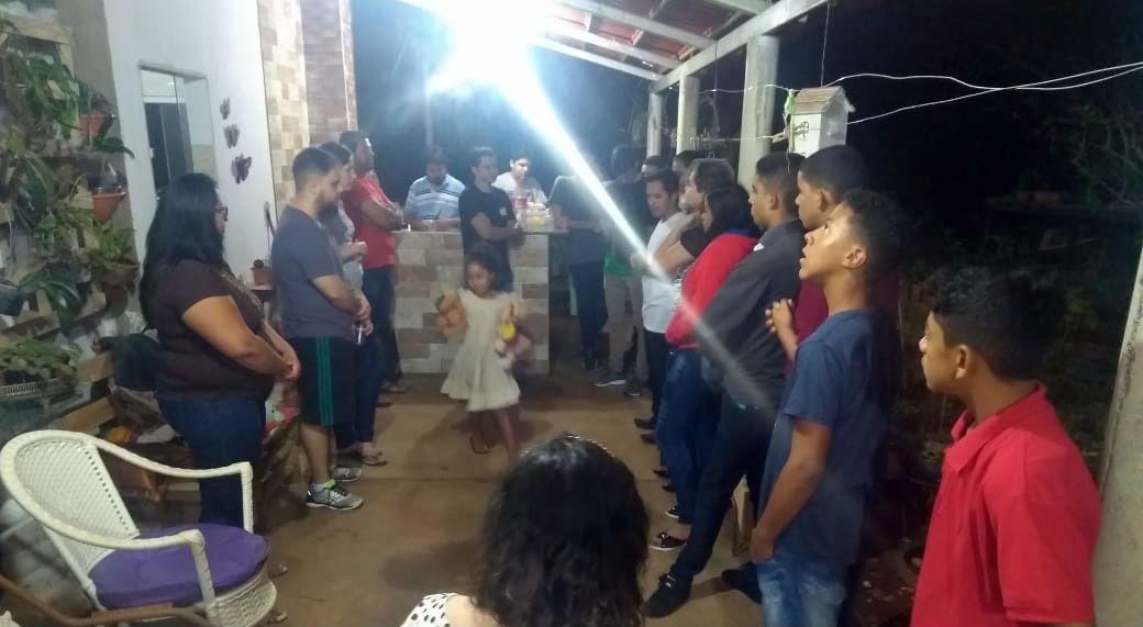 Jovens da MCE de Goiânia testemunham renovação espiritual