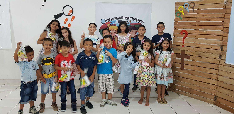 Dia das Crianças - MCE Monte das Oliveiras