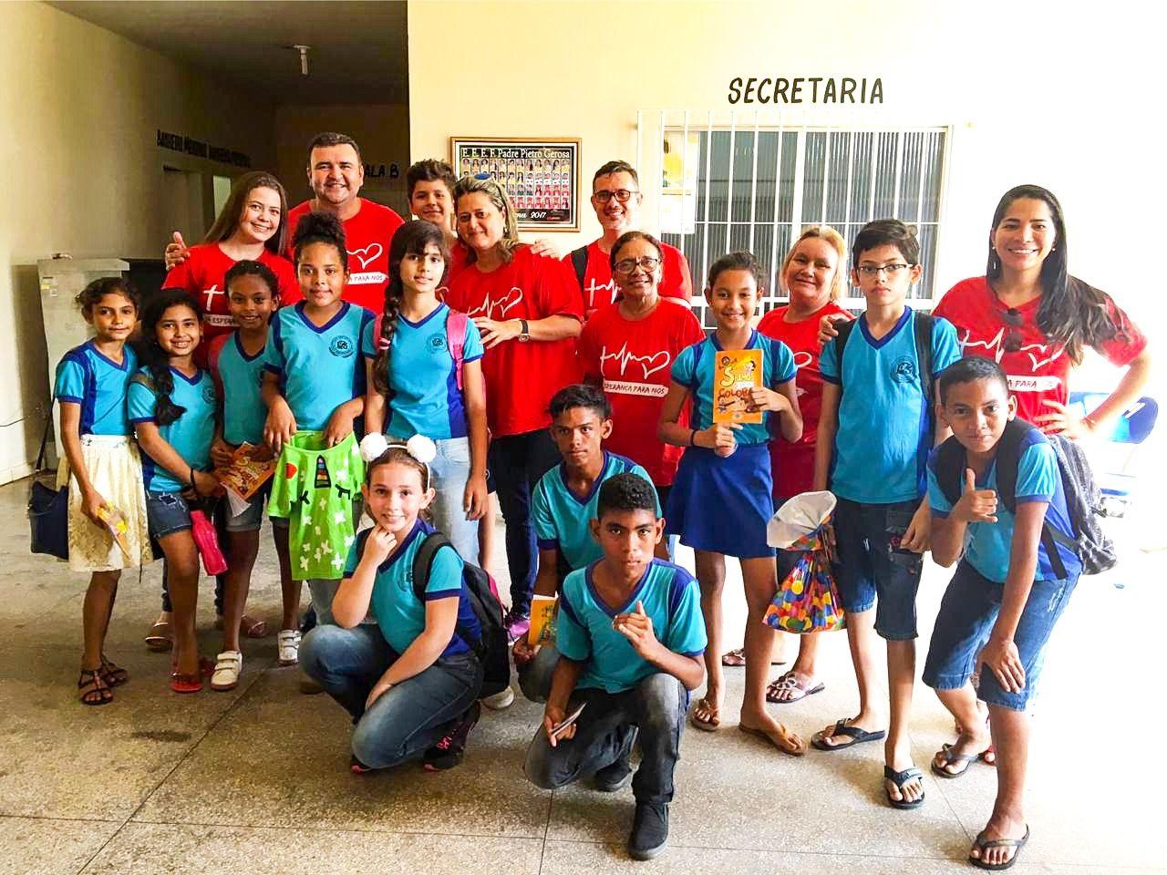 Ação Social Evangelística - MCE Belém