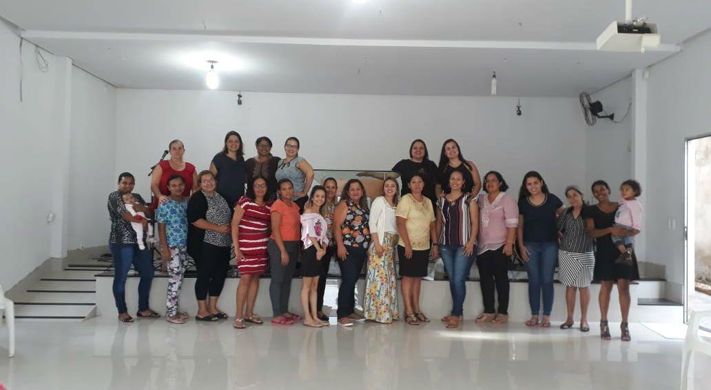 Mulheres da MCE Madre Germana reúnem-se em confraternização