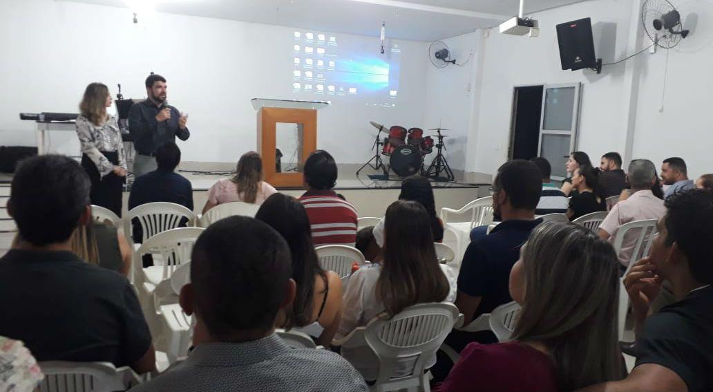 Pastores da MCE Brasília ministram casais das igrejas de Goiânia