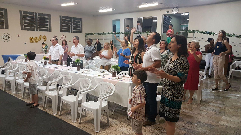 Ano Novo - MCE Curitiba