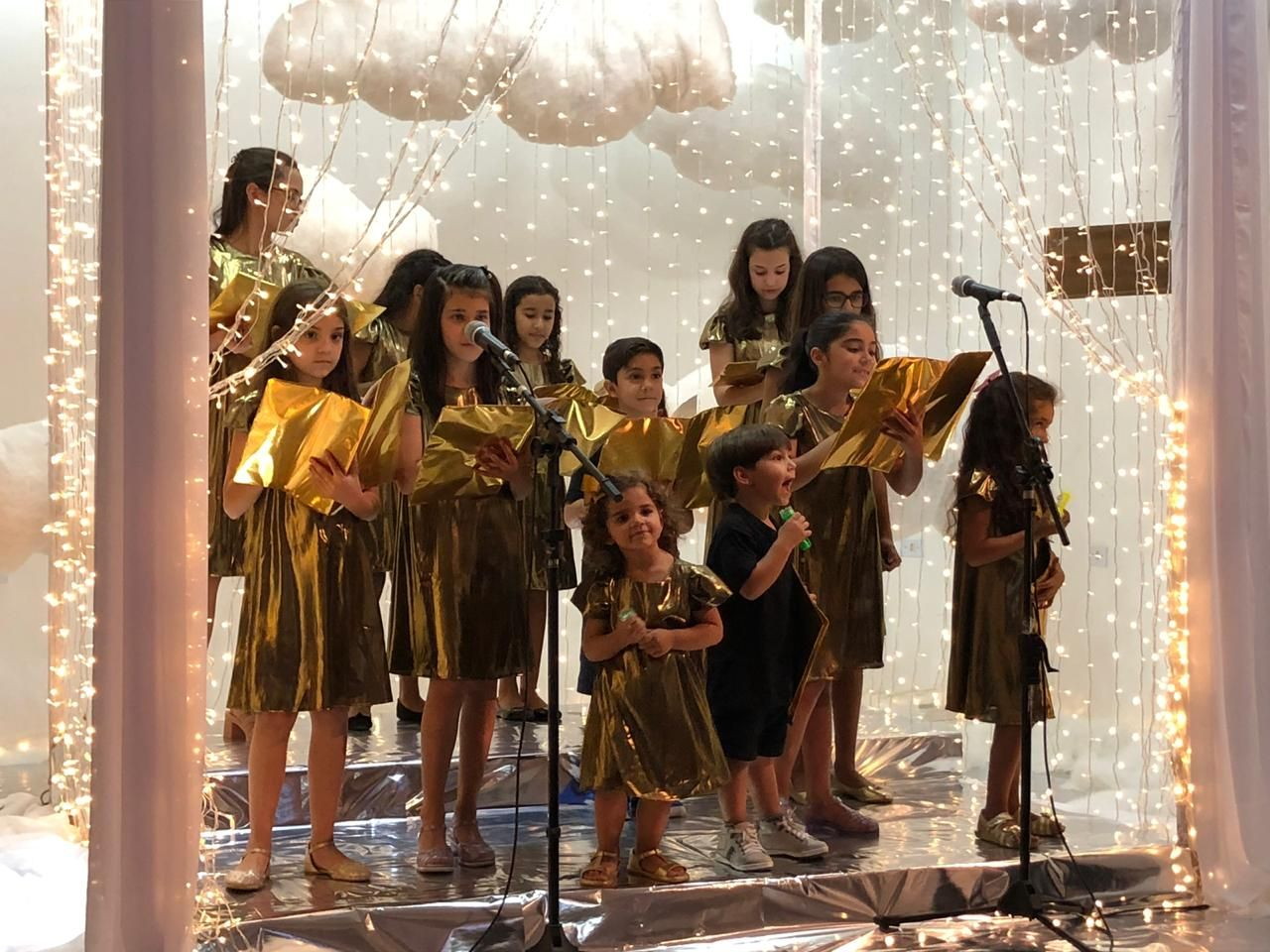 Cantata de Natal - Brilha Jesus