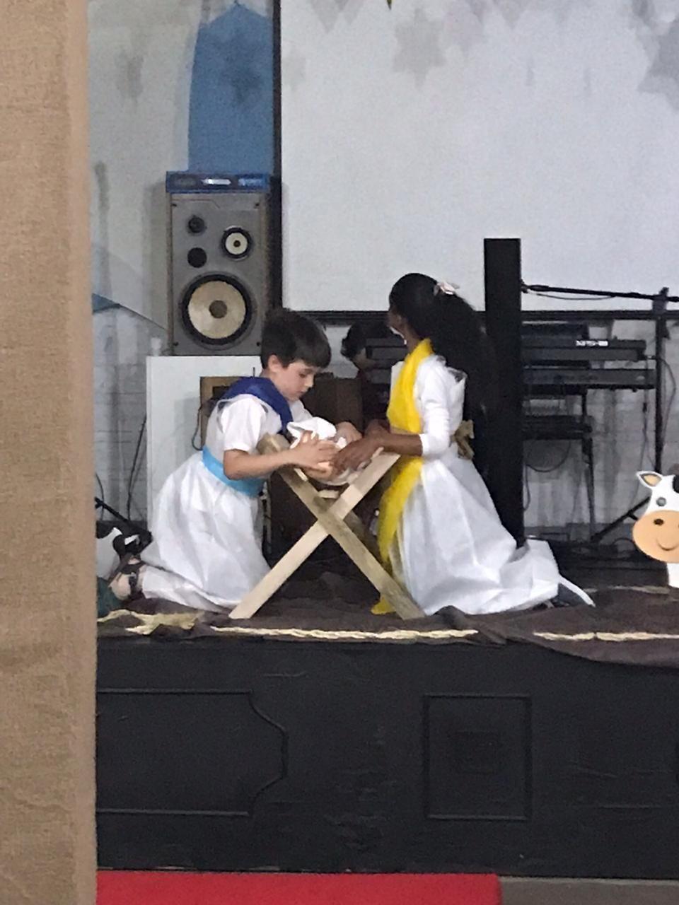 Teatro de Natal - A verdadeira história do Natal