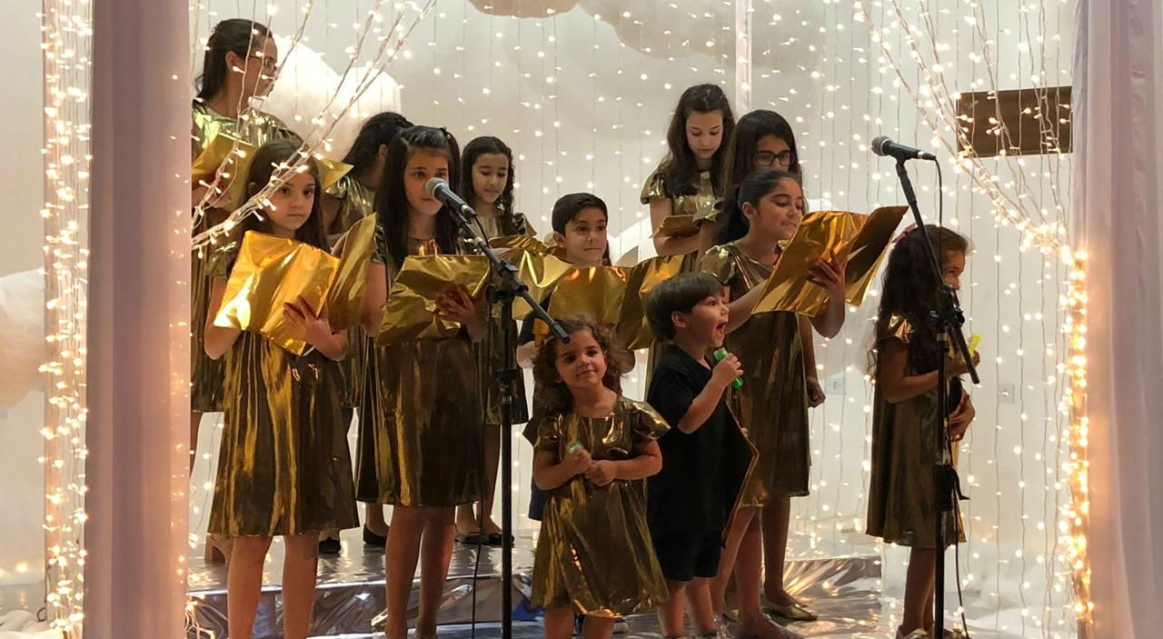 MCE São Paulo realiza cantata de Natal