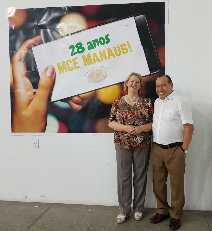 28 anos da MCE em Manaus