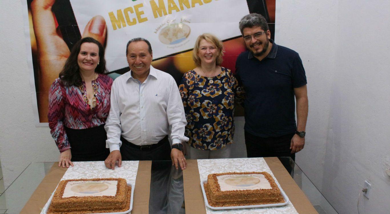 Missão Cristã Elim em Manaus completa 28 anos