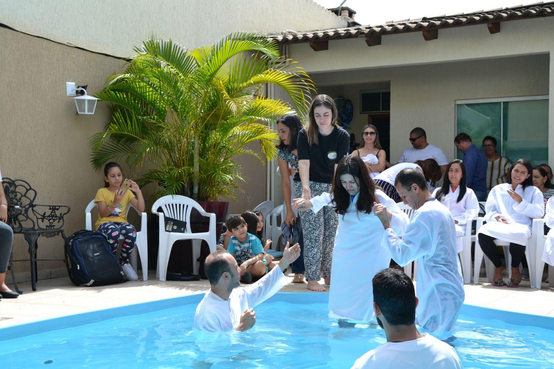 Batismo - MCE Brasília