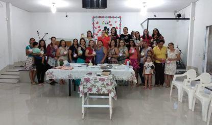 Culto da Mães - MCE Madre Germana