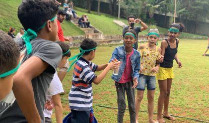 9ª Olimpíadas com crianças - MCE Madre Germana