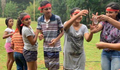 MCE Madre Germana encerra 9ª edição de Olimpíadas com as crianças