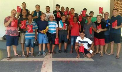 Pais da MCE no Pará celebram dia no Sítio Elim