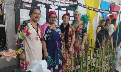 MCE Madre Germana celebra Culto de Missões