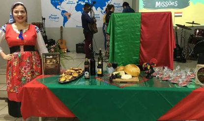 Setembro foi o Mês de Missões na MCE Belém