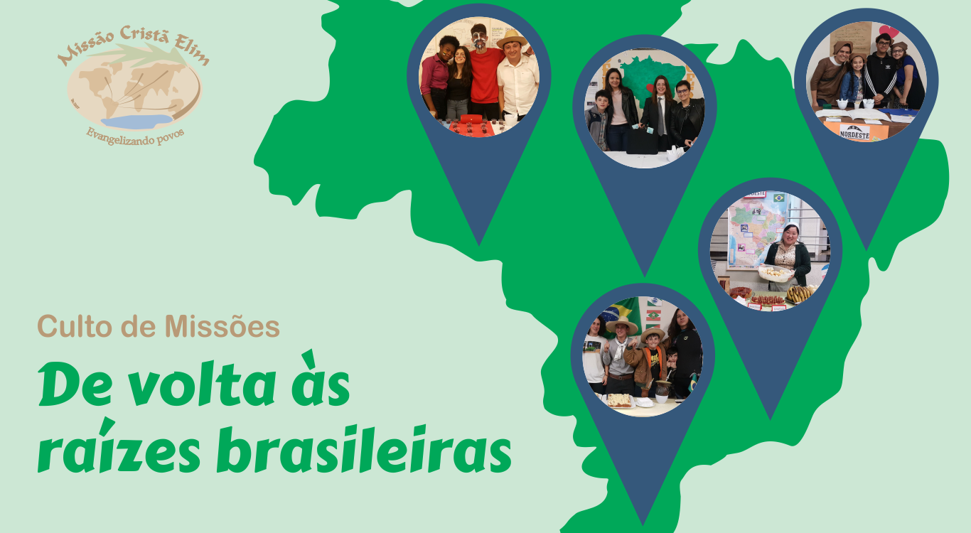 MCE Curitiba realiza culto especial de Missões | Missão Cristã Elim