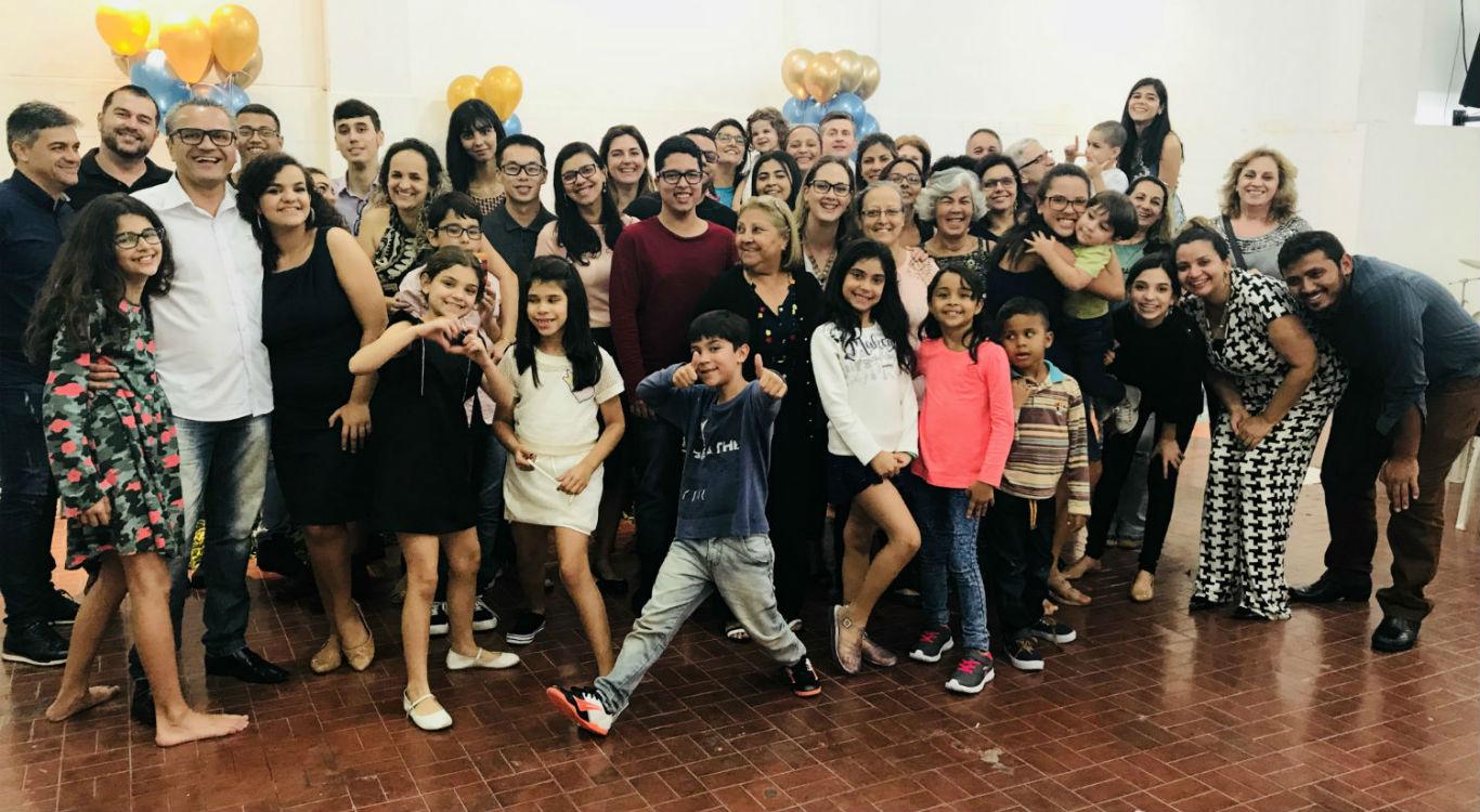 13 Anos da MCE São Paulo   Missão Cristã Elim