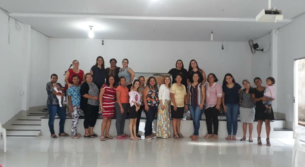 Mulheres da MCE Madre Germana reúnem-se em confraternização | Missão Cristã Elim
