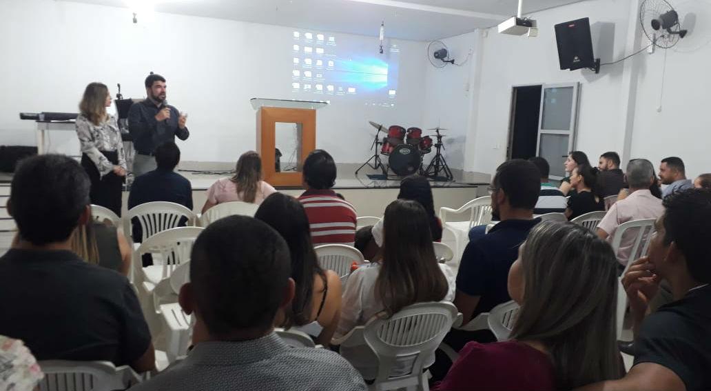 Pastores da MCE Brasília ministram casais das igrejas de Goiânia | Missão Cristã Elim