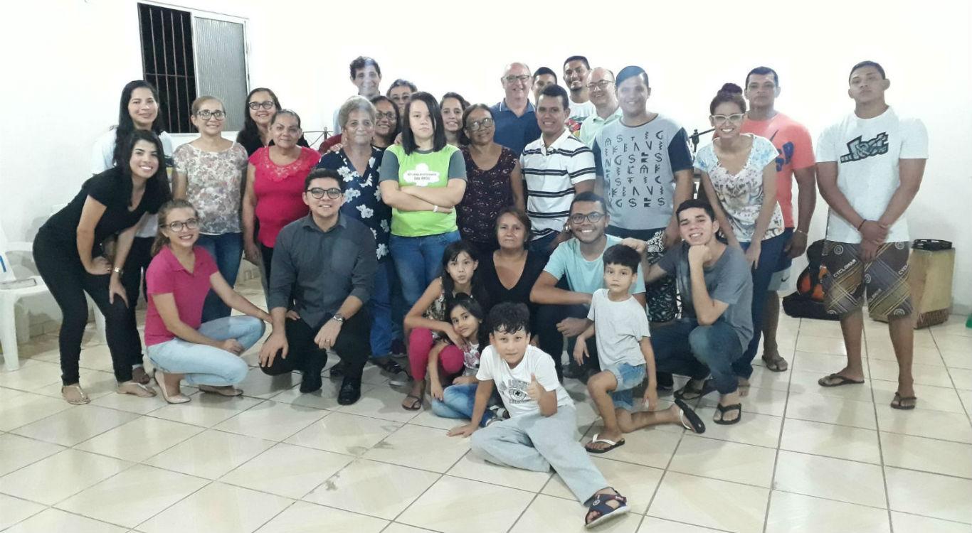 Igrejas do Pará iniciam o ano com semana de oração   Missão Cristã Elim