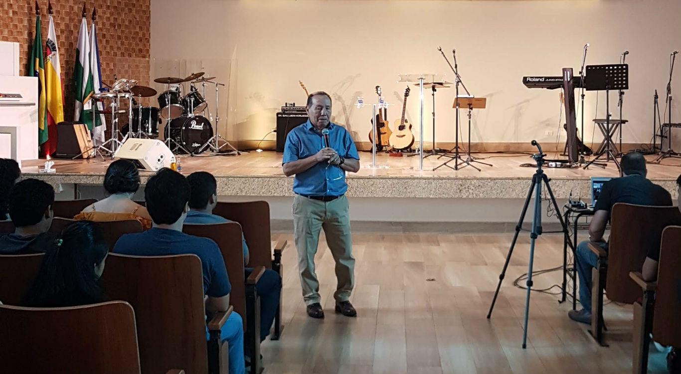 Discipulado – Formação de obreiros | Missão Cristã Elim