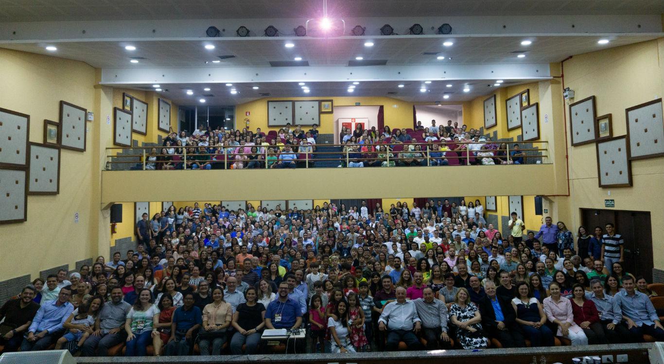 Missão Cristã Elim reúne as igrejas de todo Brasil na Convenção Nacional | Missão Cristã Elim
