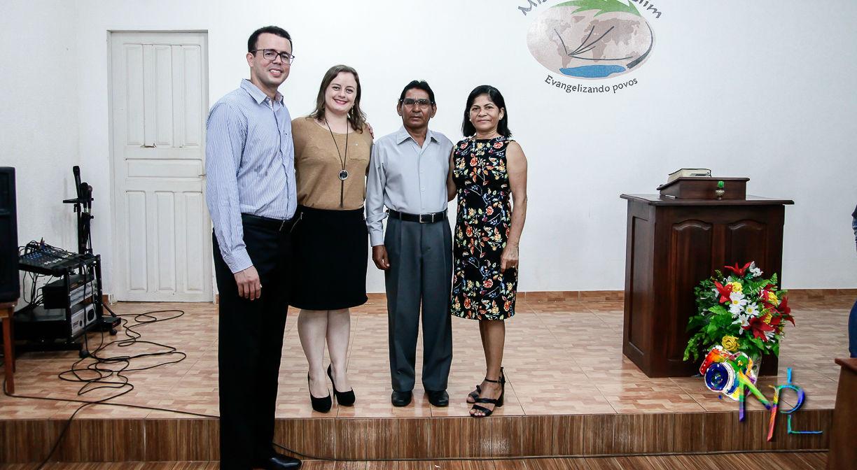 MCE Silves festeja18 anos | Missão Cristã Elim