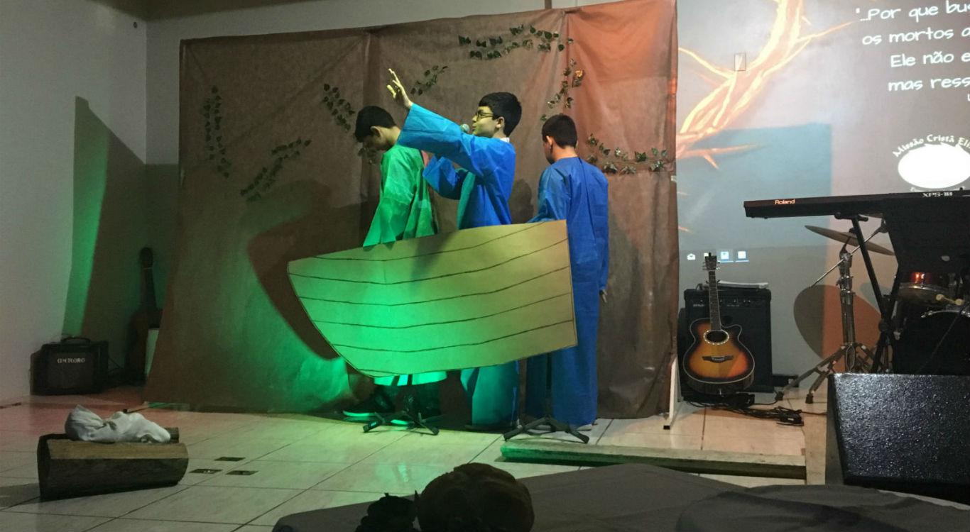 Igrejas do Pará celebram a Páscoa | Missão Cristã Elim