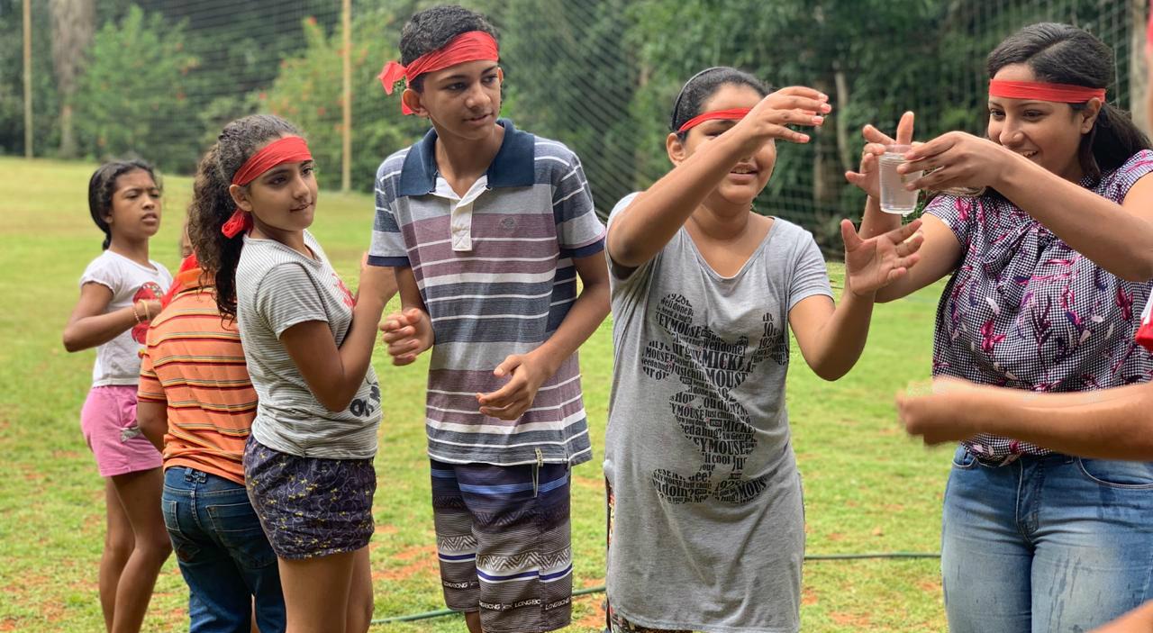 MCE Madre Germana encerra 9ª edição de Olimpíadas com as crianças   Missão Cristã Elim