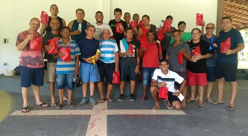 Pais da MCE no Pará celebram dia no Sítio Elim | Missão Cristã Elim