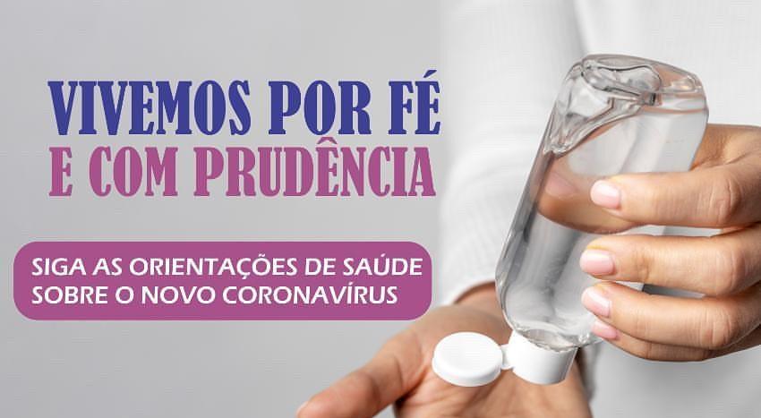 Coronavírus: uma realidade para todos   Missão Cristã Elim