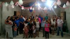 Culto especial na MCE Comunidade Indígena Lago do Cana