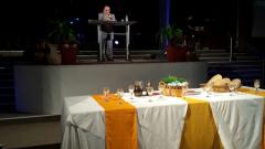 Pastor Martin visita igrejas na Argentina
