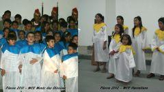 Testemunhos de celebração da Páscoa