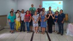 Pais e professores recebem treinamento nas igrejas do Pará