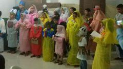 Ressuscitou: crianças e jovens encenam peça sobre a Páscoa na MCE Goiânia