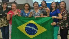 Grupo de Oração de Mulheres intercede pelo Brasil