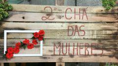 2° Chá de Mulheres da MCE Campo Largo