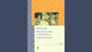 Bíblia para ministério com crianças