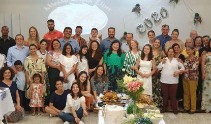 Culto de Ano Novo - MCE Curitiba