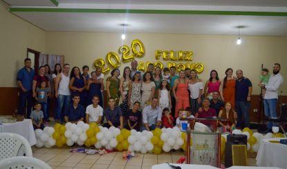 Culto de Ano novo - MCE Garavelo