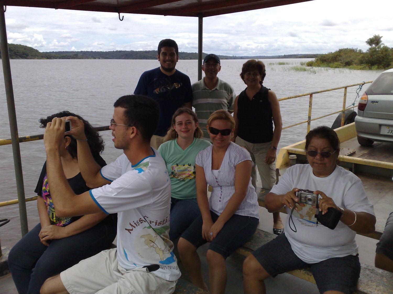 As viagens ao interior se tornam uma rotina em 2009, algo que envolve toda a igreja. Com alegria os irmãos compartilham suas experiências e testemunho aos irmãos do interior do Amazonas, em lugares de difícil acesso, locais acessíveis somente por balsa ou barco.
