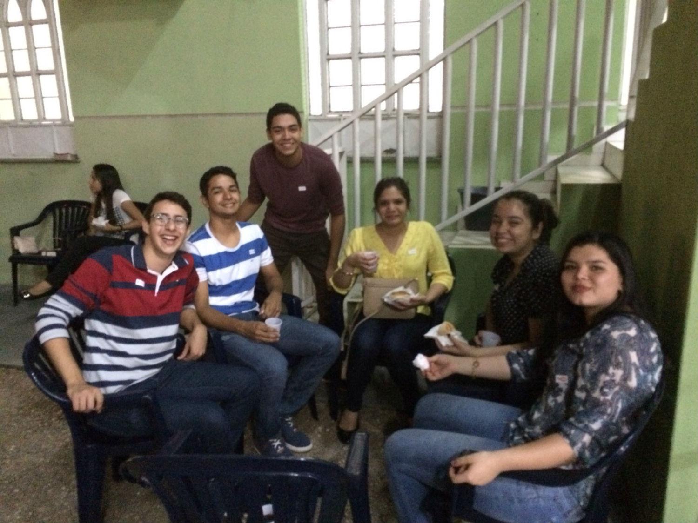 Mais uma geração de jovens se levantando, e em 2015 testemunhamos o quanto o Senhor realizou em suas vidas, sob a liderança dos pastores Sérgio e Isabella Pires.