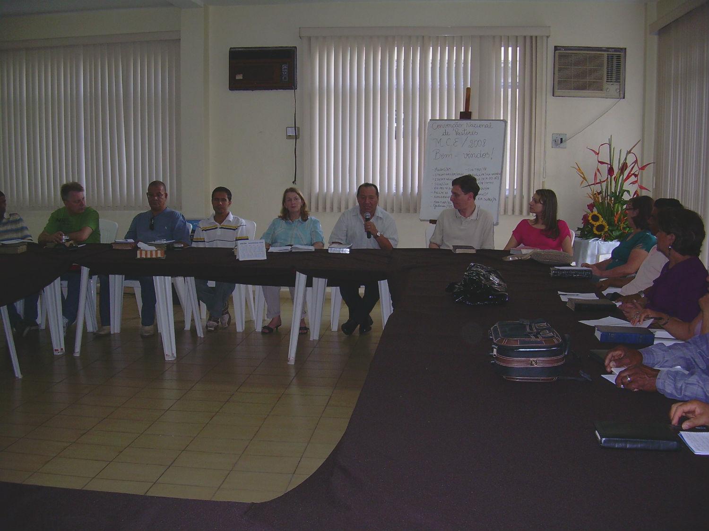 Em 2008, Manaus sedia o encontro Nacional de Pastores e Obreiros da MCE, recebendo pastores e obreiros de todo o Brasil e interior do Amazonas.