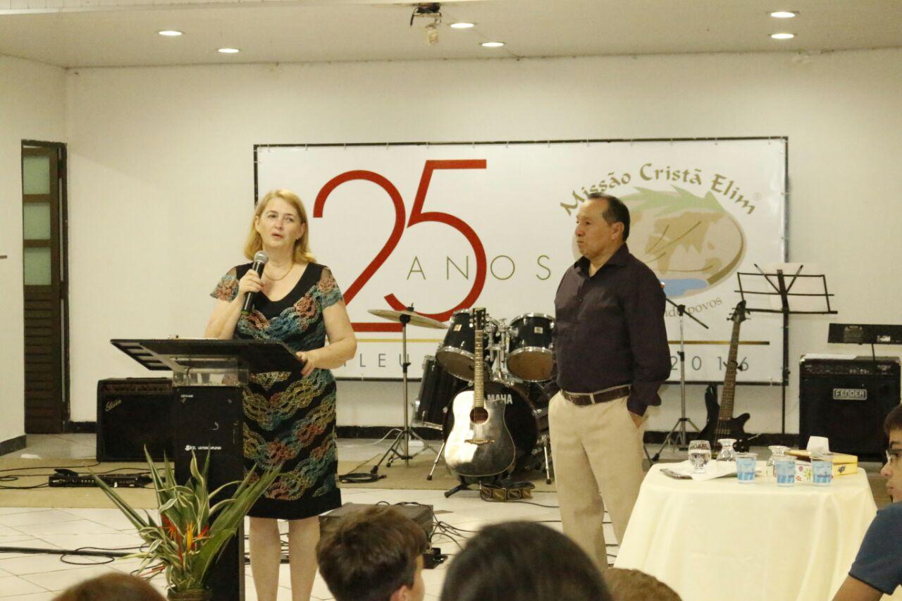 Em 2016 a igreja completa 25 anos de fundação. É realizada uma linda festa em comemoração ao Jubileu de Prata, com a participação da igreja e dos pastores o obreiros de todo Brasil.