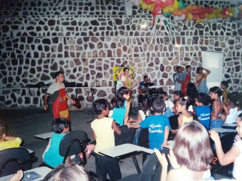 A juventude em 2003 continua ativa na obra do Senhor! Em julho de 2013 é realizada uma EBF, Escola Bíblica de Férias, nas dependências da faculdade ESBAM. O intuito era alcançar crianças através do evangelismo, por meio de brincadeiras, louvores e histórias bíblicas, tendo um número de participantes acima do esperado.