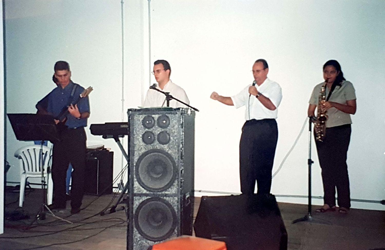 A Missão Cristã Elim tem se consolidado pelo Brasil durante o período de pastoreio do pastor Martin no Sul, formando discípulos.